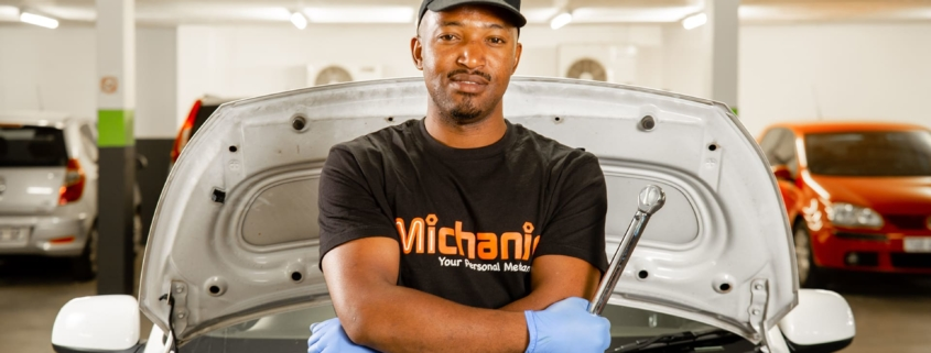 Michanic Brings Contact-Less Service & Repairs